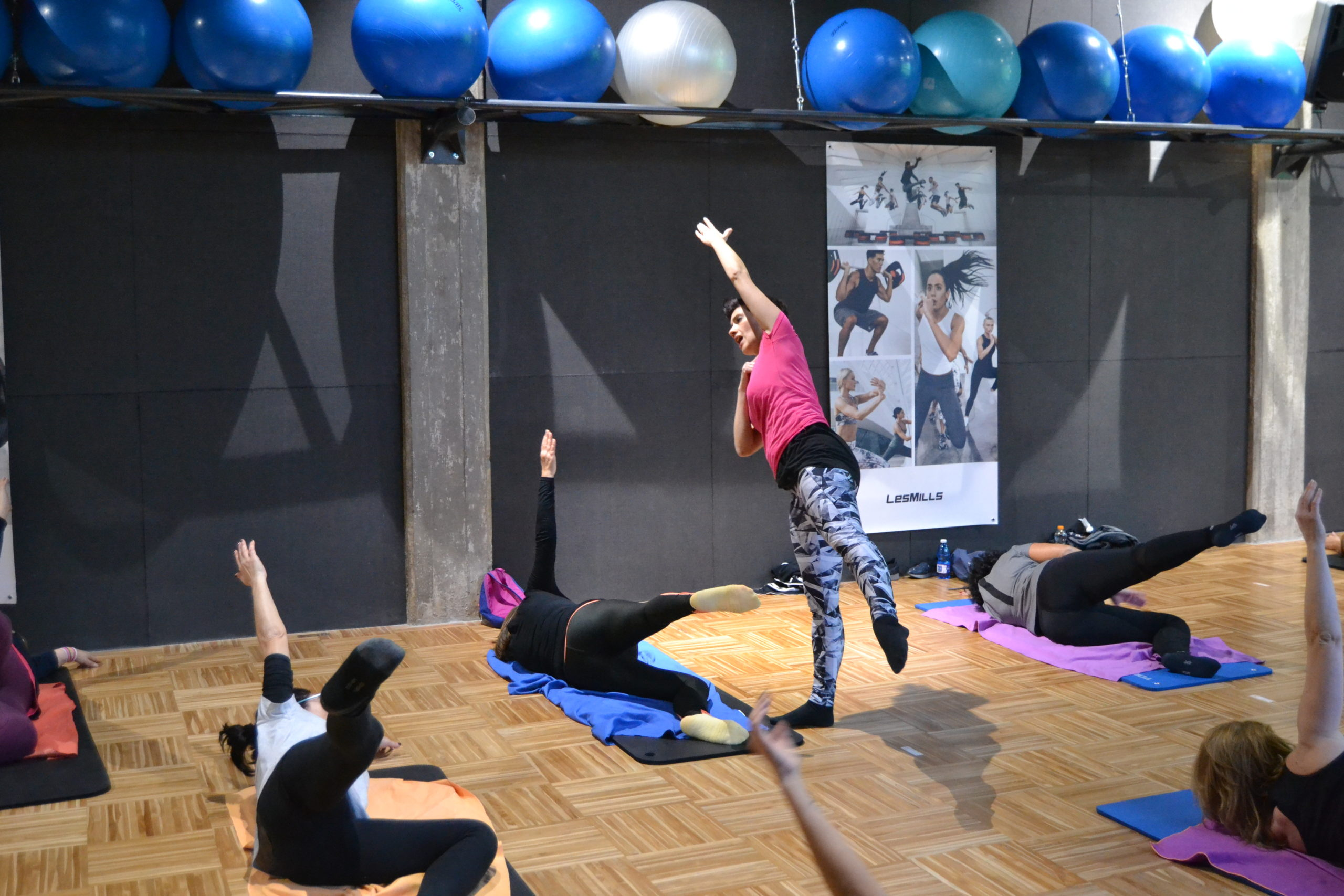Fluid Flow Pilates con Giusy