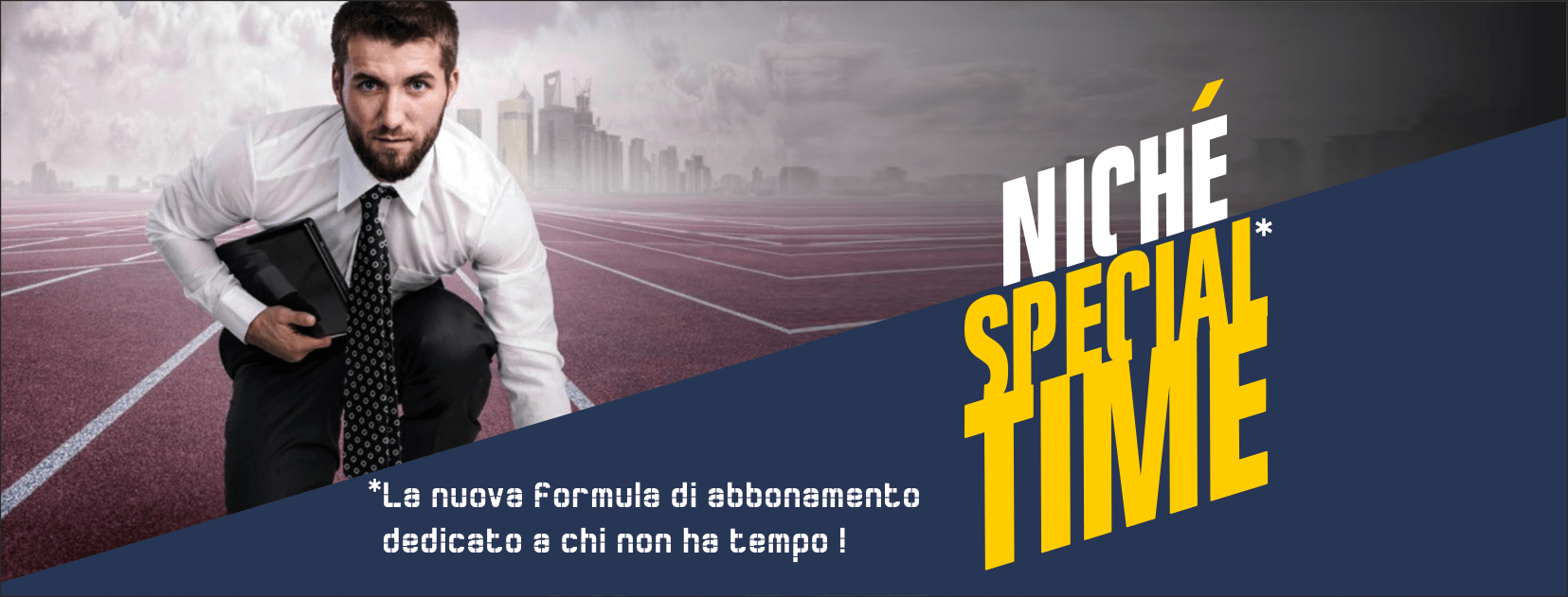 Special time Palestra Pomigliano