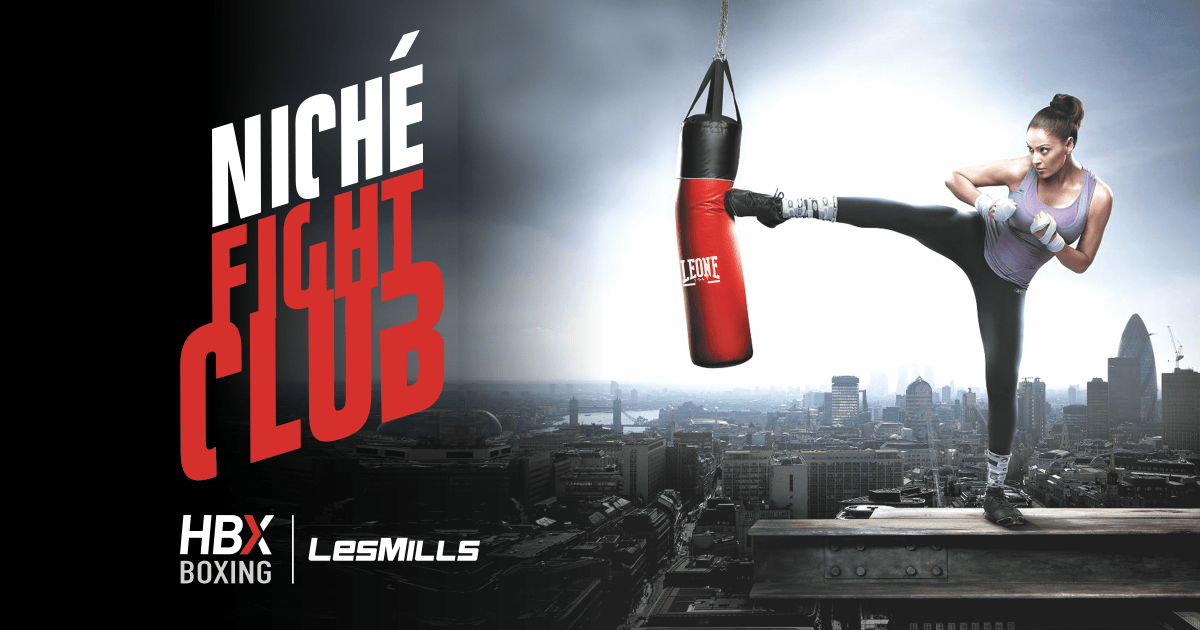HBX BOXING™ Niché Fight Club