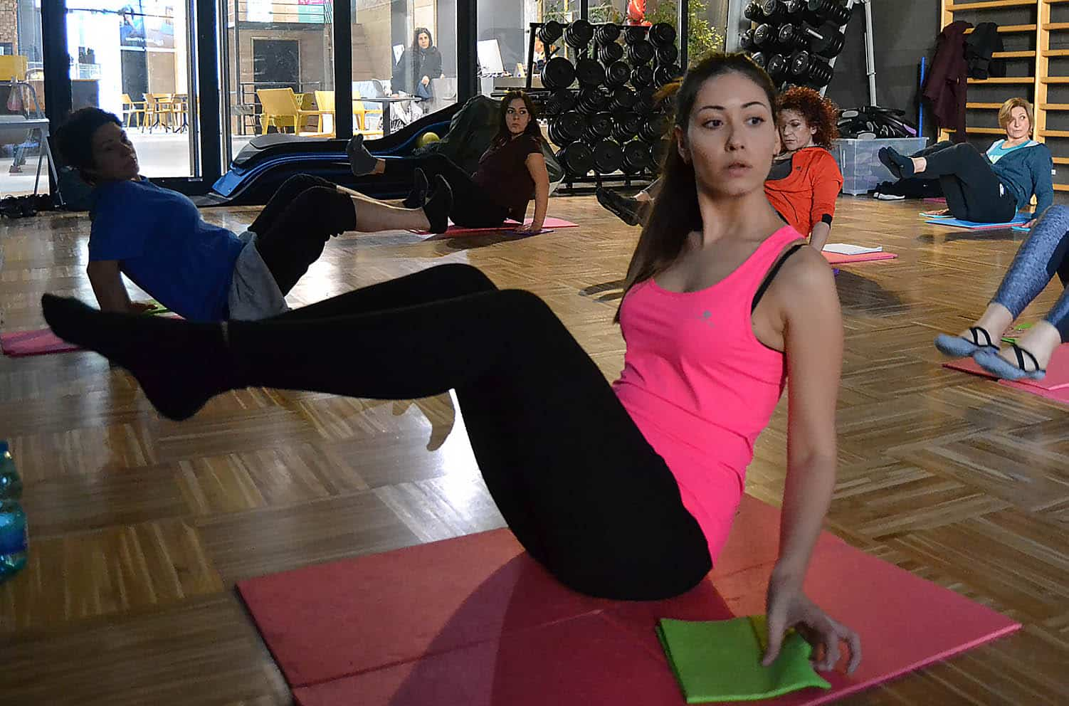 FLOW TONIC Pilates con Antonella